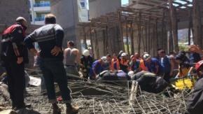 Samsun'da göçük faciası: 4 ölü 2 yaralı