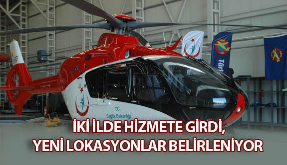 Gece Görüşlü Ambulans Helikopterler Tanıtım Toplantısı