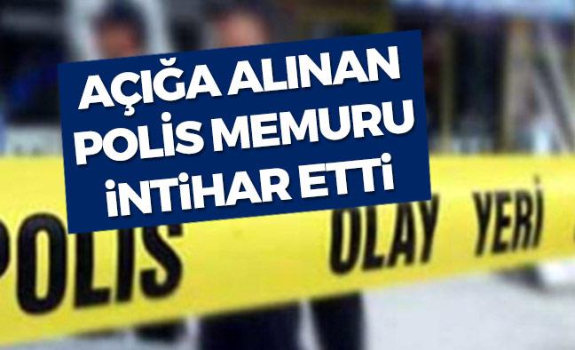 FETÖ'den Açığa Alınmış Olan Polis İntihar Etti