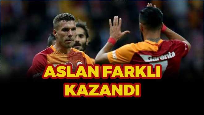 Galatasaray acımadı