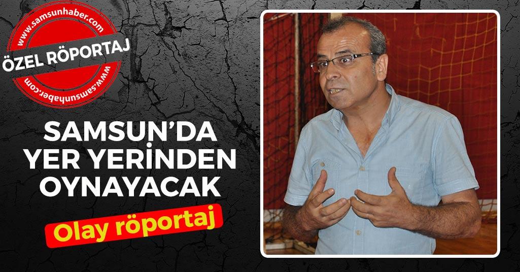 Samsun'da Olay Yaratacak Röportaj