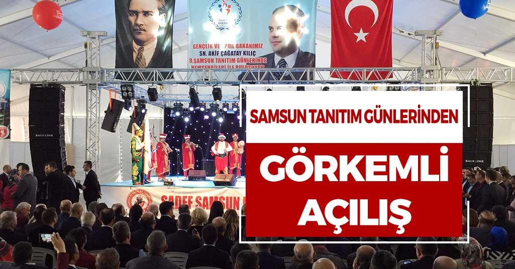 Samsunlular İstanbul'da Bir Arada