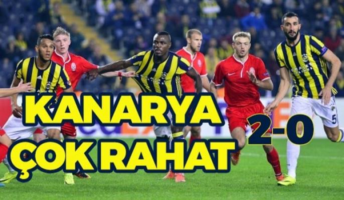 Fenerbahçe'den Zorya'ya Cimbom Tarifesi