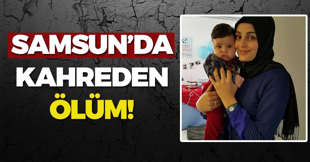 Samsun'da Kuran Kursu Öğreticisi Kurtarılamadı