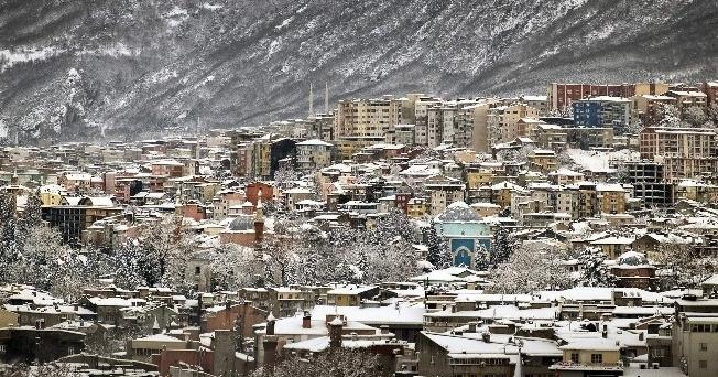 Bursa'ya yoğun kar yağışı bekleniyor