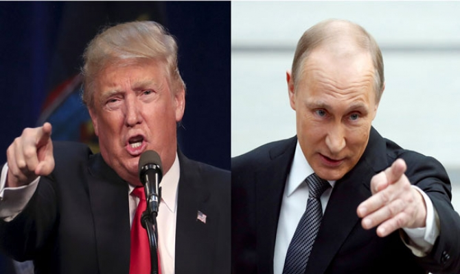 """Trump: """"Putin beni sevecek mi göreceğiz"""""""