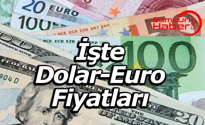 Dolar-Euroda Başlangıç Rakamları