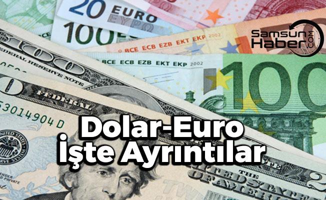 Dolar-Euroda Günün İlk Saati Gelişmeleri