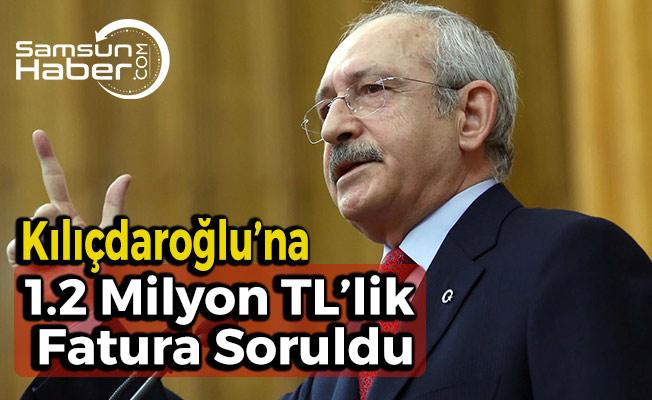 Kılıçdaroğlu'na Vatandaştan Fatura Sorgusu