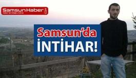 Samsun'da İntihar