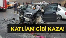 Katliam Gibi Kaza!