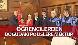 Öğrencilerden Polisleri Duygulandıran...