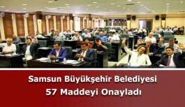 Samsun Meclisi Karara Bağladı