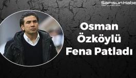 Osman Özköylü Fena Patladı