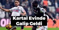 Beşiktaş Evinde Galip
