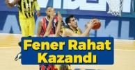 Fenerbahçe Galip Gelmesini Bildi