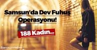 Samsun'da Fuhuş Operasyonu!