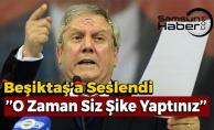 Aziz Yıldırım, Beşiktaş'a Seslenerek ''Şikayetçi olmuyorsanız siz şike yaptınız''