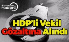 HDP'de Gözaltı