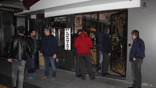 Samsun'da rehine krizi