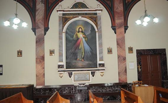 Kilisenin İnşa İznini V. Murat Vermiş!