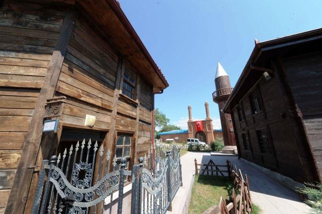 Samsun'daki Bu Köy Dünyada Tek