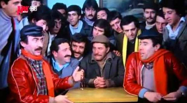Türk Filmlerinden Unutulmaz Kareler