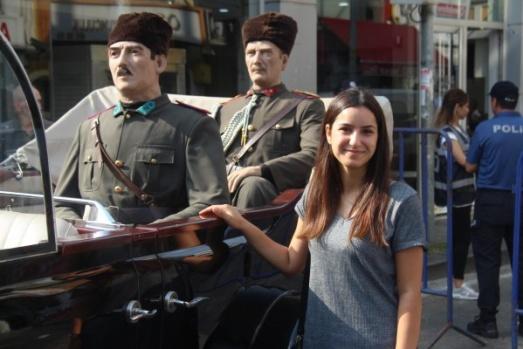 Samsun'da 30 Ağustos Zafer Bayramı