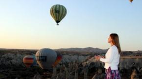 Kapadokya'da Sonbahar!