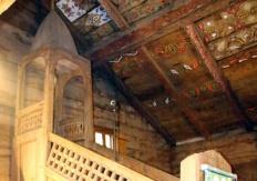 Samsun'da Yıllara Meydan Okuyan Müthiş Cami