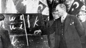 Ulu Önder Mustafa Kemal Paşa'ya Atatürk'ten önce önerilen 13 soyadı