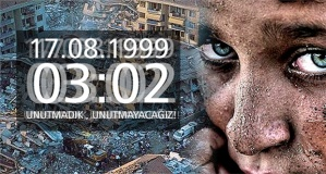 Marmara Depremini Unutmadık !