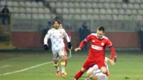 Samsunspor - Göztepe Maçından Özel Kareler