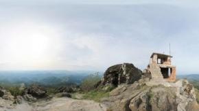 Saklı kalmış cennet: Nebiyan dağı