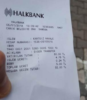 Samsunspor'a yardım kampanyasına kim ne kadar katkı sağladı?