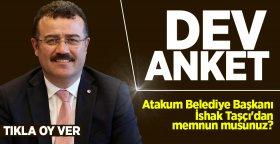 Atakum Belediye Başkanı İshak Taşçı'dan memnun musunuz?