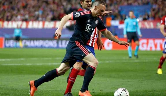 Atletico Madrid Avantaj Yakaladı
