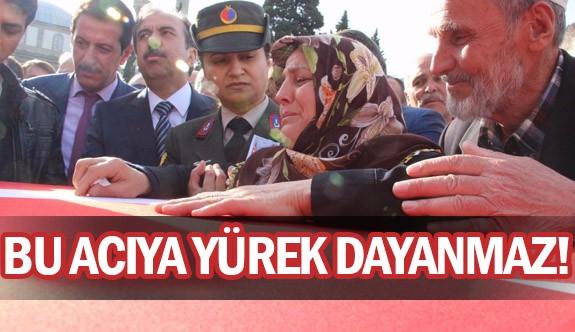 Şehit Askerimizi Binlerce Samsun'lu Son Yolculuğuna Tekbirlerle Uğurlandı