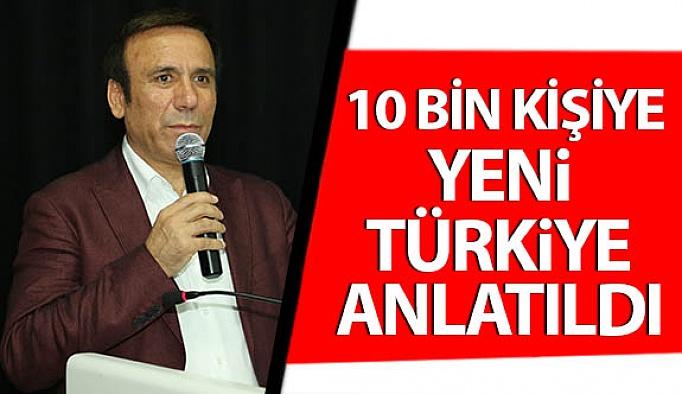 Canik'te Yeni Türkiye Konferansı