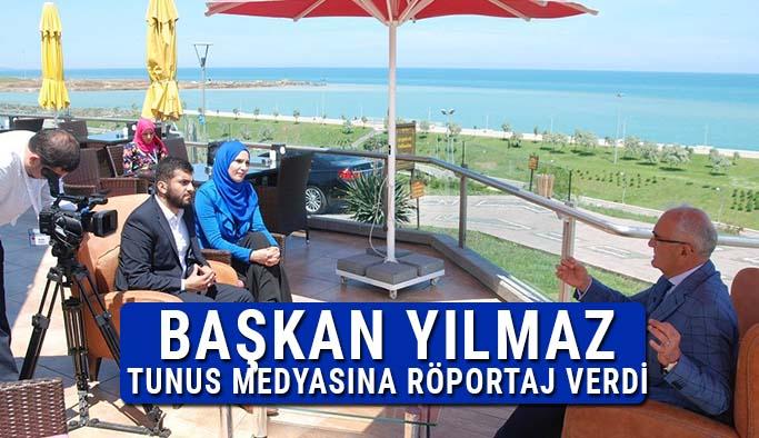 Samsun, Tunus Medyasında