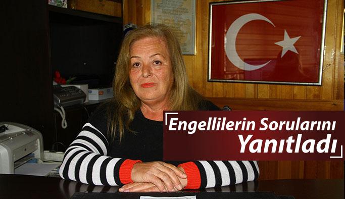 TSD Samsun Başkanı Engellilerin Sorunlarını Anlattı