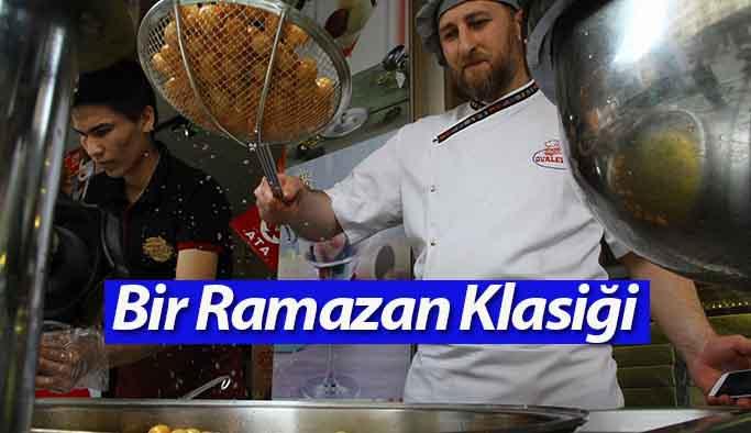 Bir Ramazan Klasiği Tatlılarımız