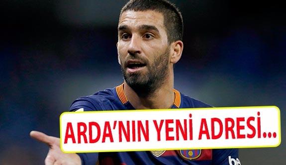 Arda Turan'ın Yeni Adresi ...