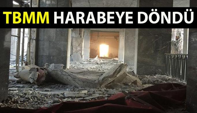 Meclis, Harabeye Döndü