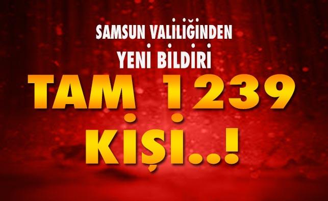 Samsun'da sayı günden güne artıyor!