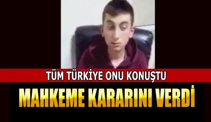 Türkiye'nin konuştuğu asker hakkında karar verildi