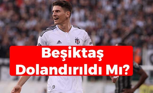 Beşiktaş Dolandırıldı Mı?