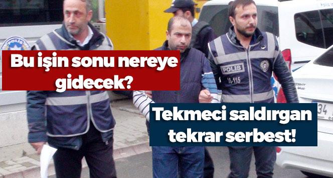 Abdullah Çakıroğlu Tekrar Serbest
