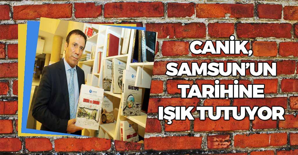 Canik'ten Samsun'un Tarihine Işık Tutan Eserler