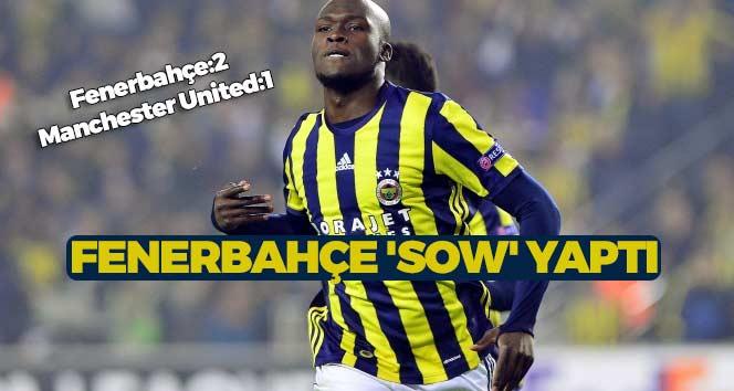 Fenerbahçe'den Tarihi Zafer!